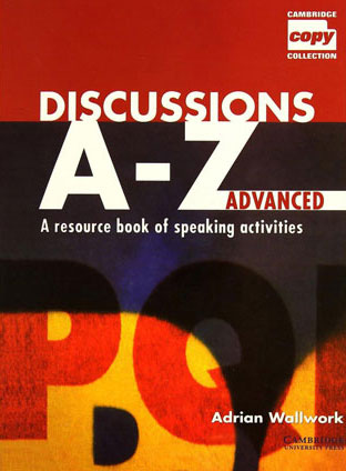 Discussion A-Z, Advanced