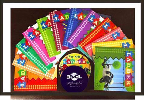 پک آموزشی کودکان 12 جلدی لدر
